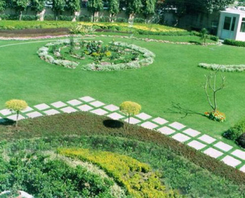 Landscaping Contractors in Pondicherry, Perambalur